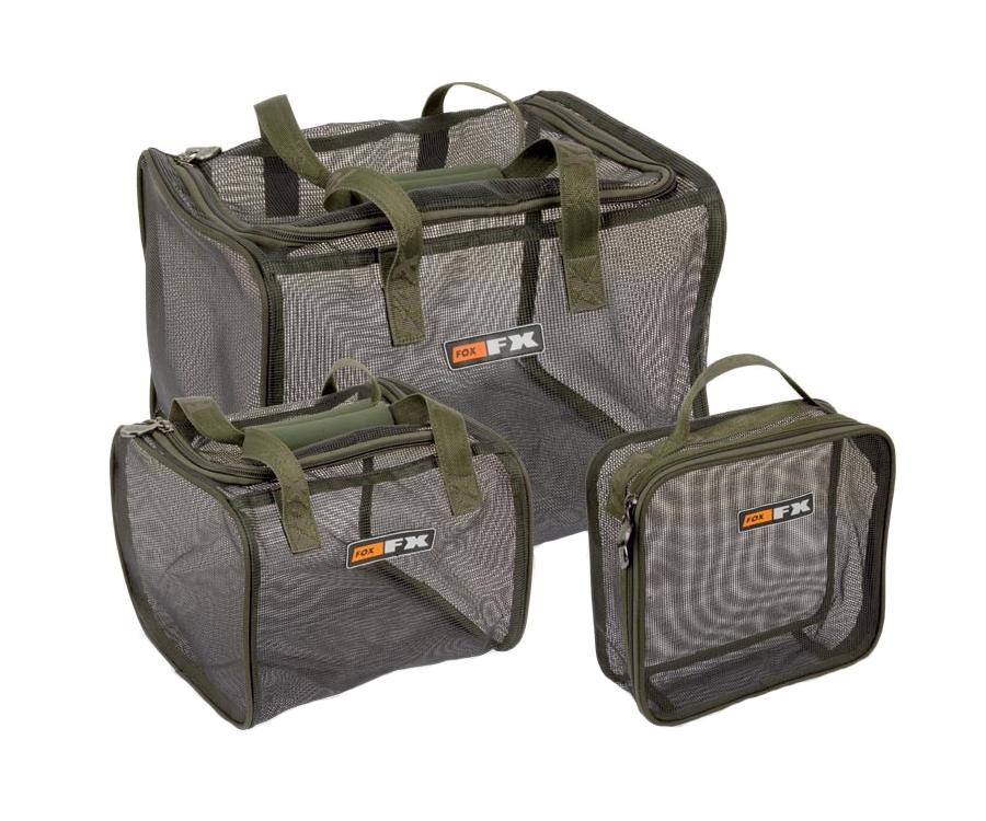 Сумка для сушки бойлов Fox FX Boilie Dry Bag Large 6kg