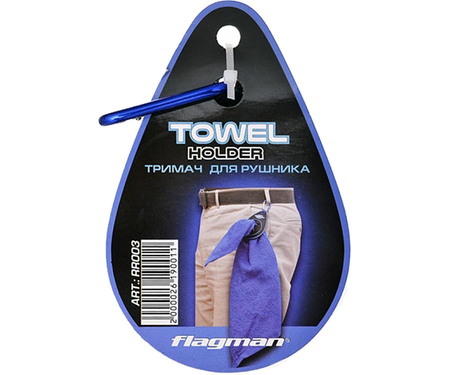 Держатель для полотенца Flagman