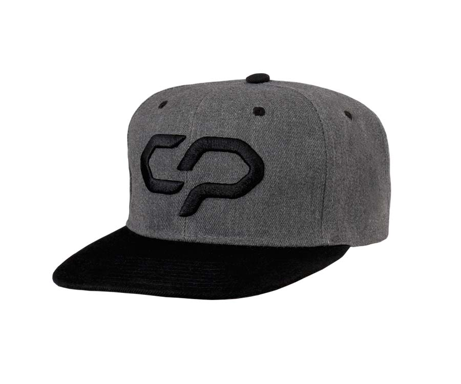 Бейсболка Carp Pro Grey Black