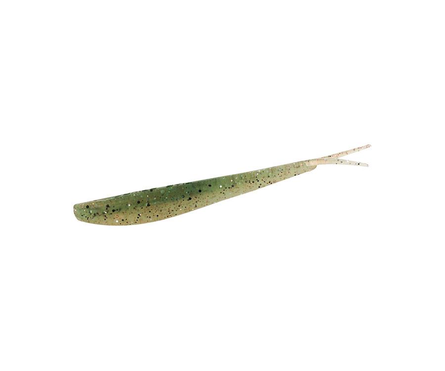 Слаг Berkley PowerBait Minnow 10см Emerald Shiner 8шт