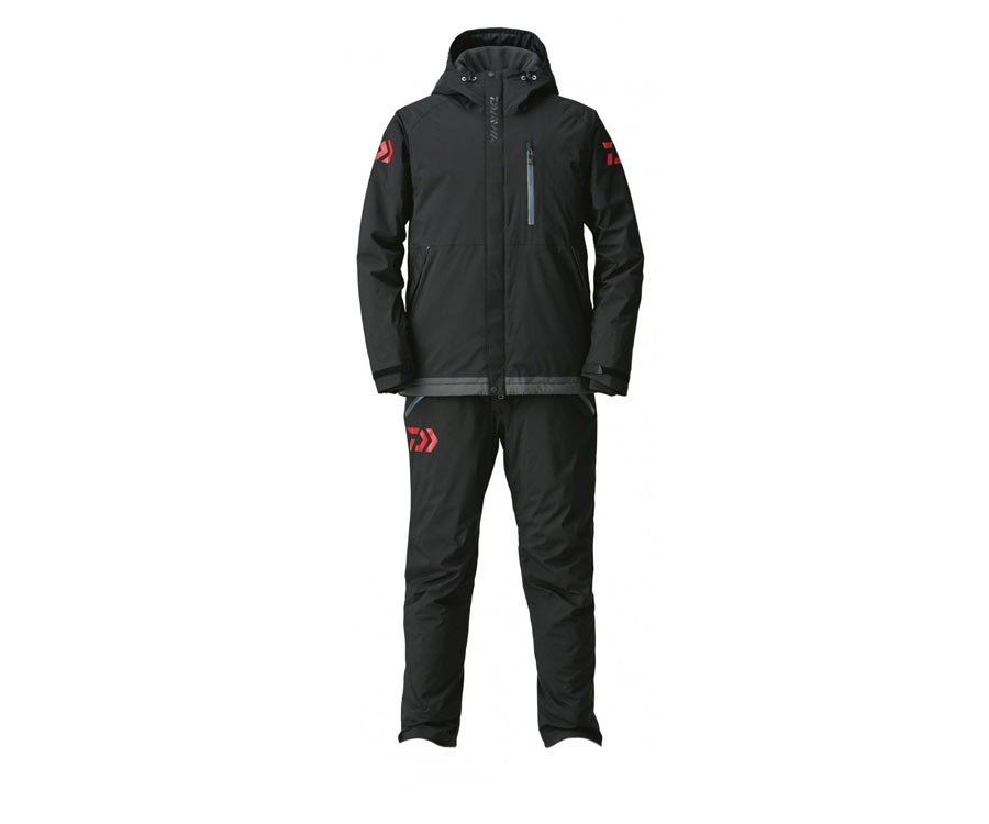 Костюм зимний Daiwa DW-3208 Rainmax Ehl Winter Suit Black L