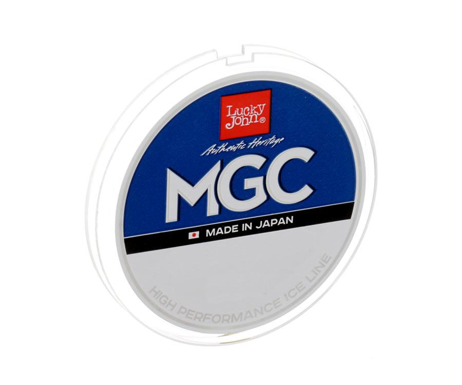 Леска Lucky John MGC Ice Line 30м 0.10мм
