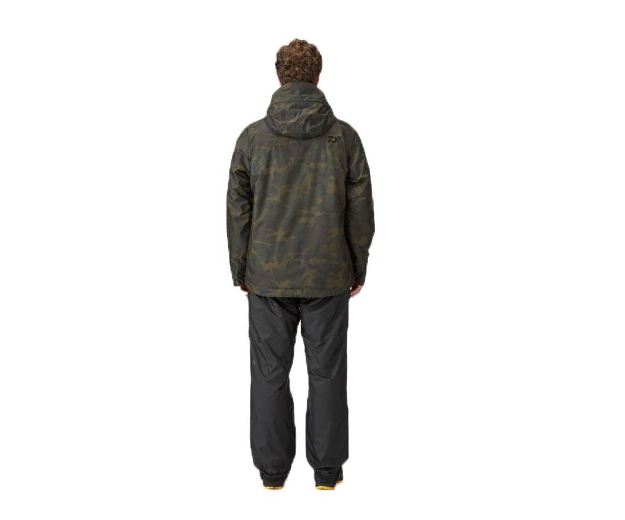 Костюм зимний Daiwa DW-35008 Rainmax Winter Suit Greencamo M