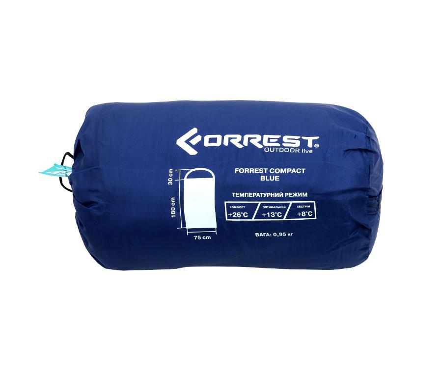 Спальный мешок Forrest Comfort Blue