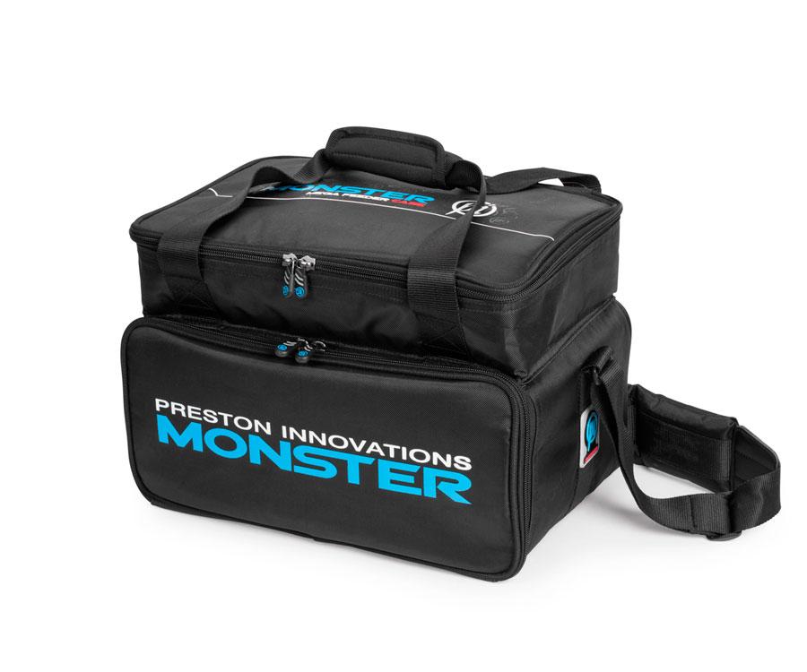 Сумка фидерная Preston Monster Mega Feeder Case New18