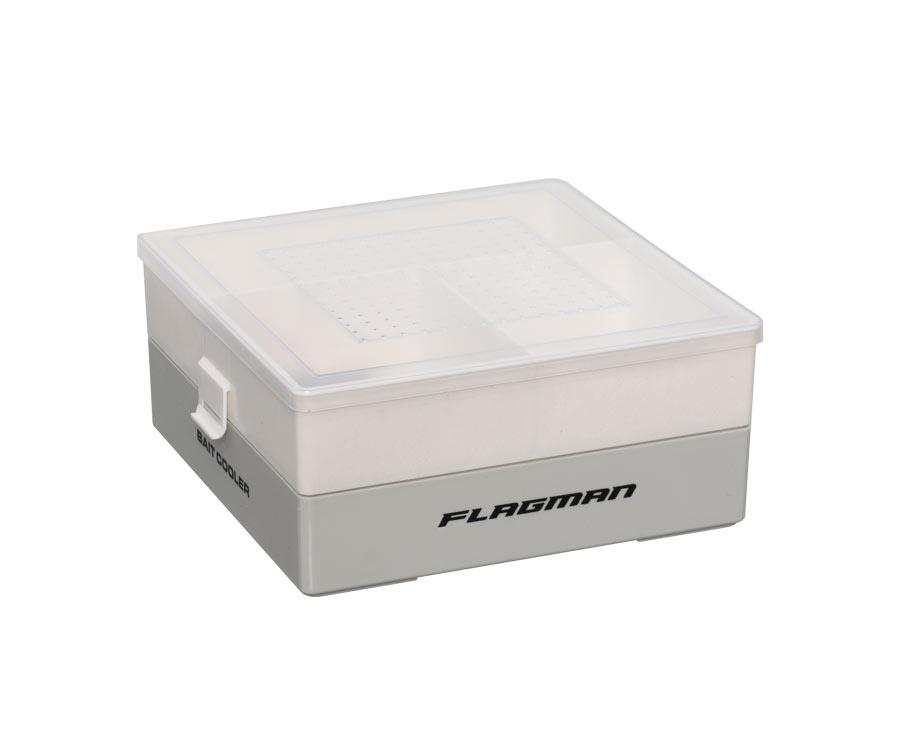 Термобокс для наживки Flagman Bait Cooler с хладагентом