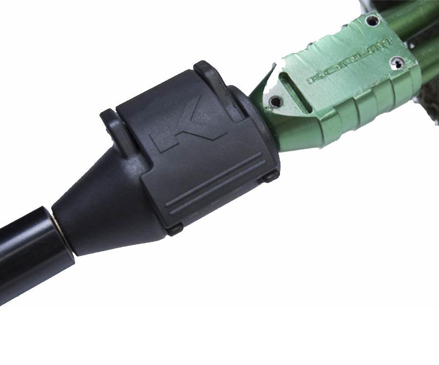Переходник универсальный Korum New Compact Quick Release Adaptor New18