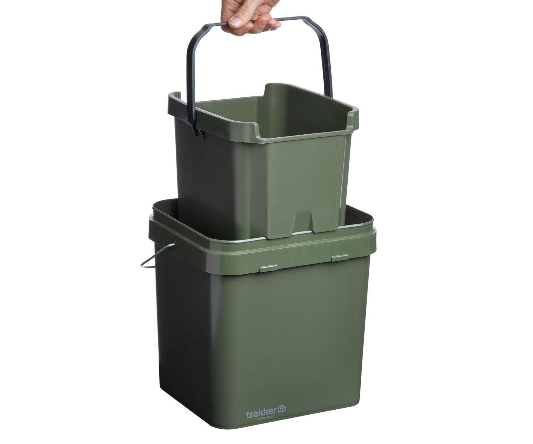 Ведро для фильтрации прикормки Trakker Pureflo Bait Filter System
