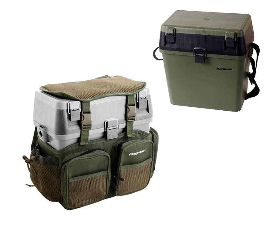 Набор Flagman Зимний ящик + сумка-рюкзак