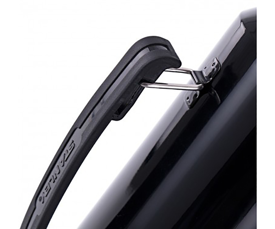Термос Stanley Classic 1 л с ручкой черный