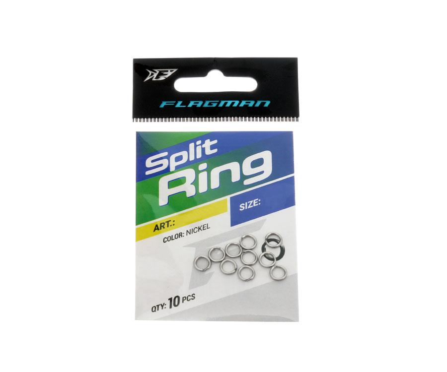 Кольца заводные Flagman Split Ring #5