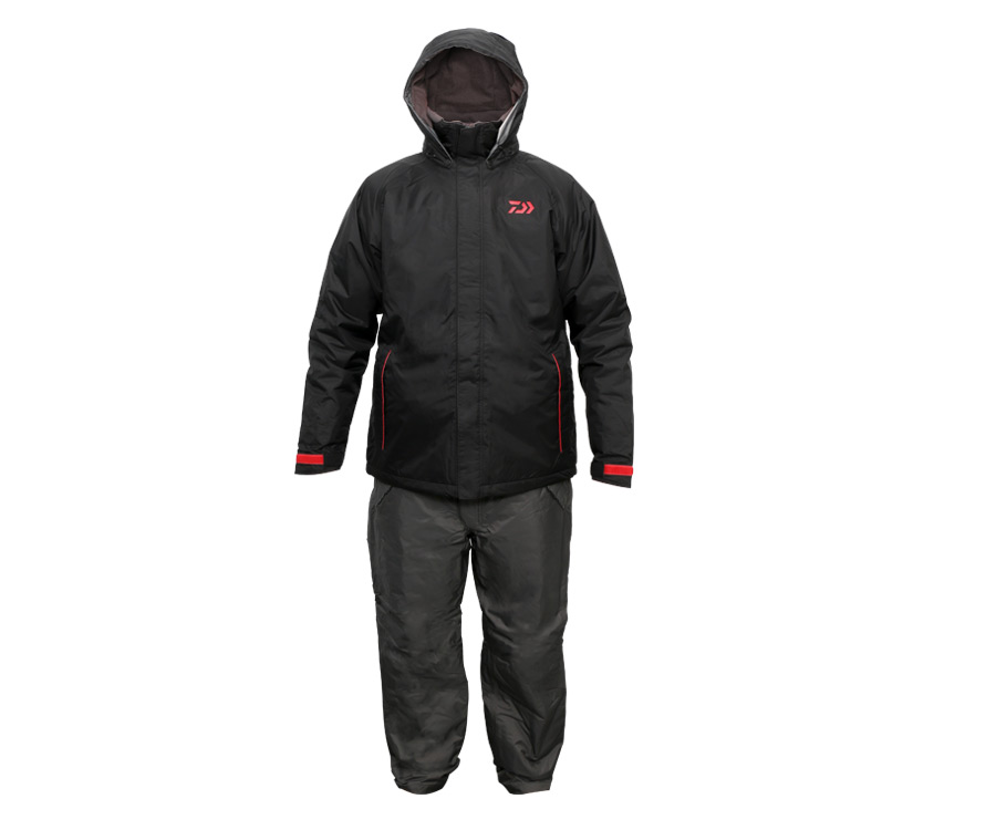 Костюм зимний Daiwa DW-35008 Rainmax Winter Suit Black
