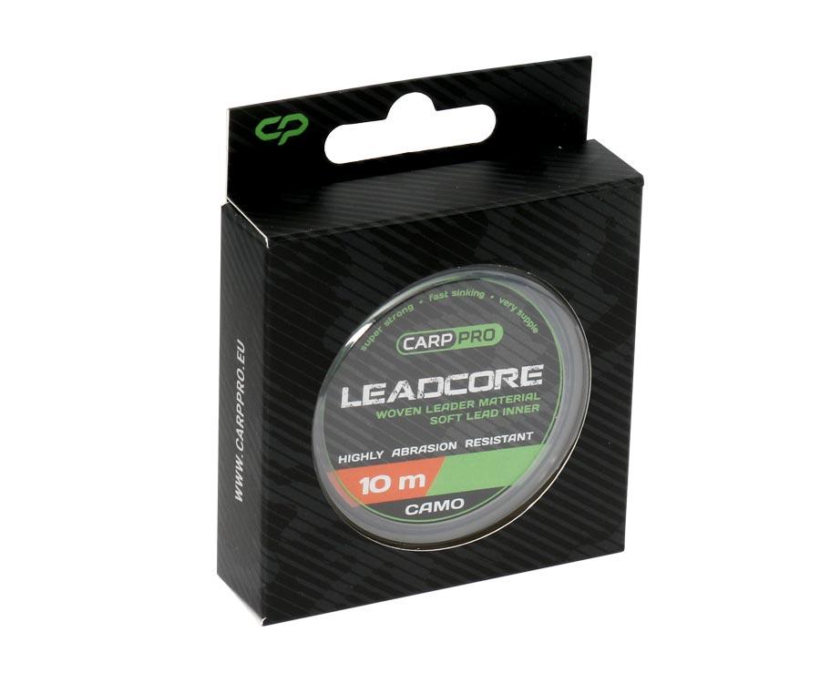 Ледкор Carp Pro Leadcore Camo 25lb 10м