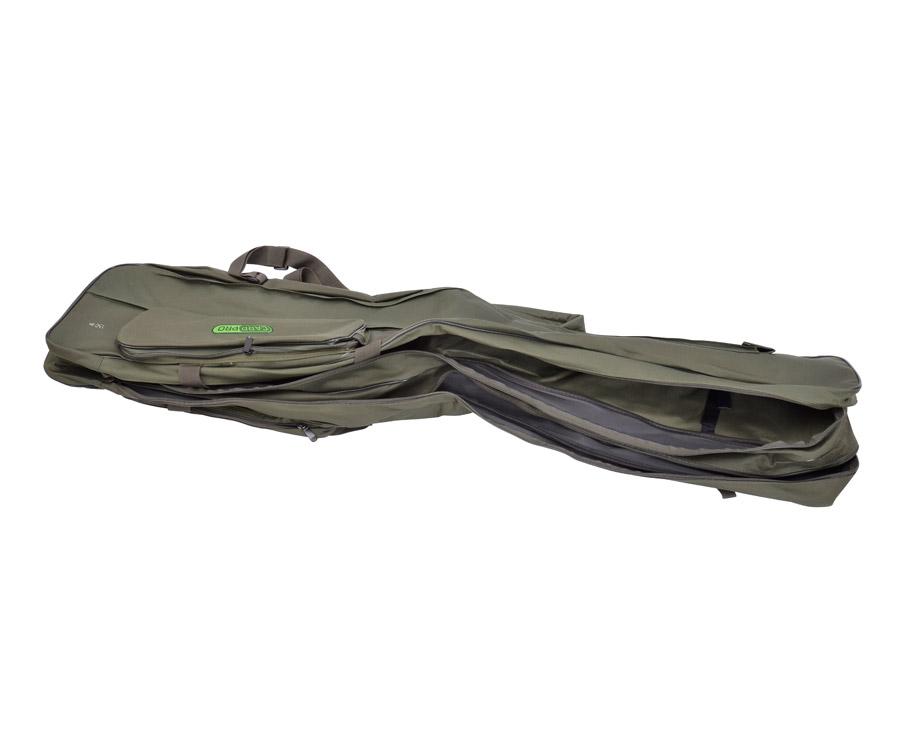 Чехол Carp Pro двухсекционный Green 1.3м