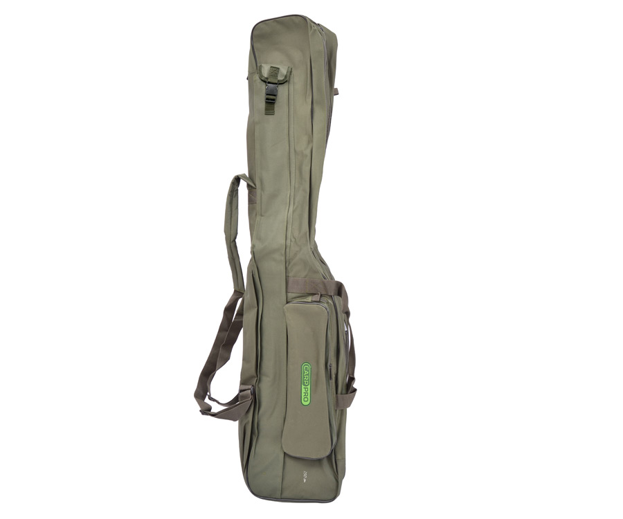 Чехол Carp Pro двухсекционный green 1.50м
