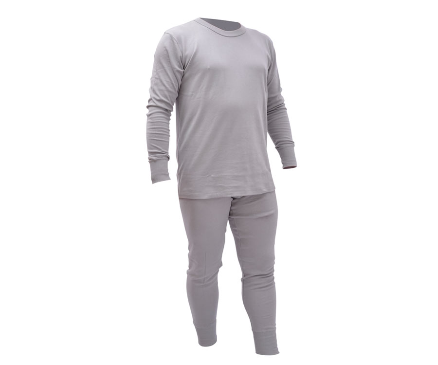 Термобелье Formax Nordics 100% cotton серый