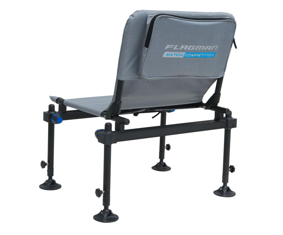 Кресло фидерное Flagman Match Competition Weight Light Feeder Chair Ø25