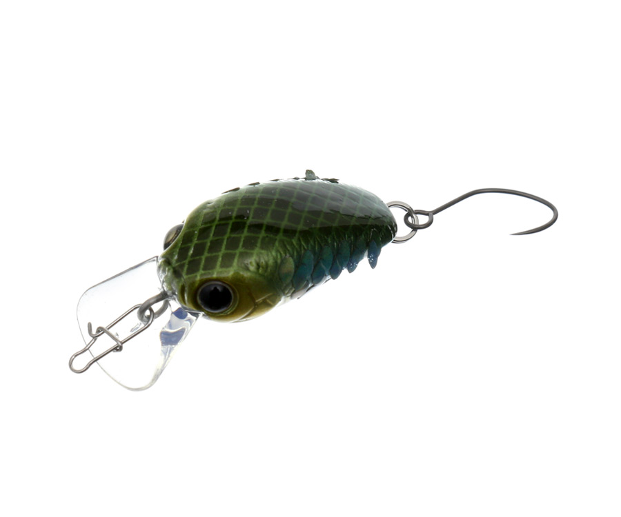 Воблер Lucky Craft Micro Cra Pea MR 25мм Japan Shad