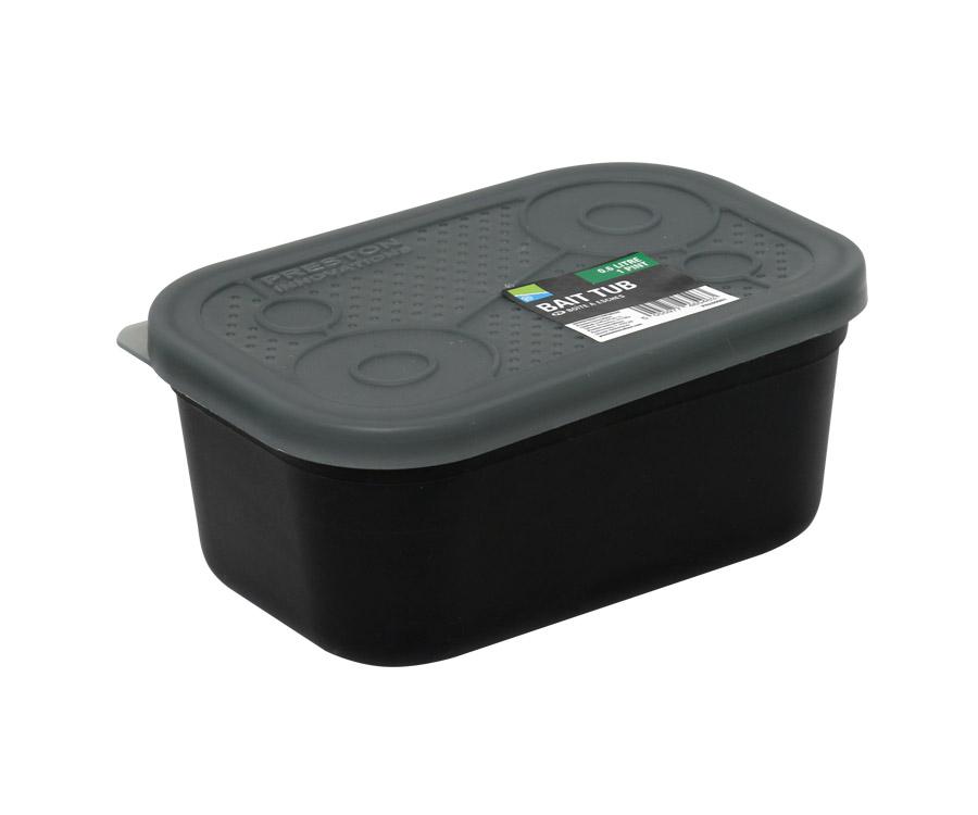 Емкость для насадки Preston Pellet Tub 0.6л New18