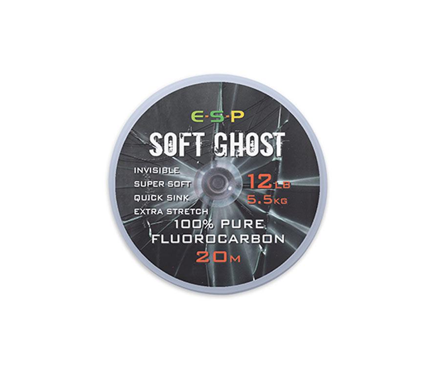 Флюорокарбон Esp Soft Ghost 0.35мм