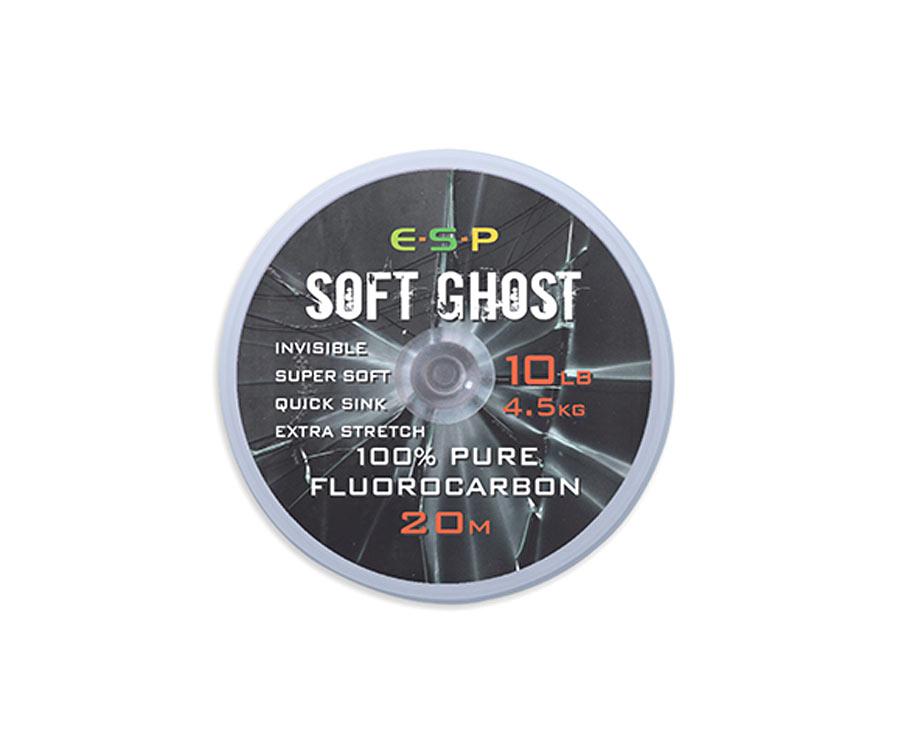 Флюорокарбон Esp Soft Ghost 0.33мм