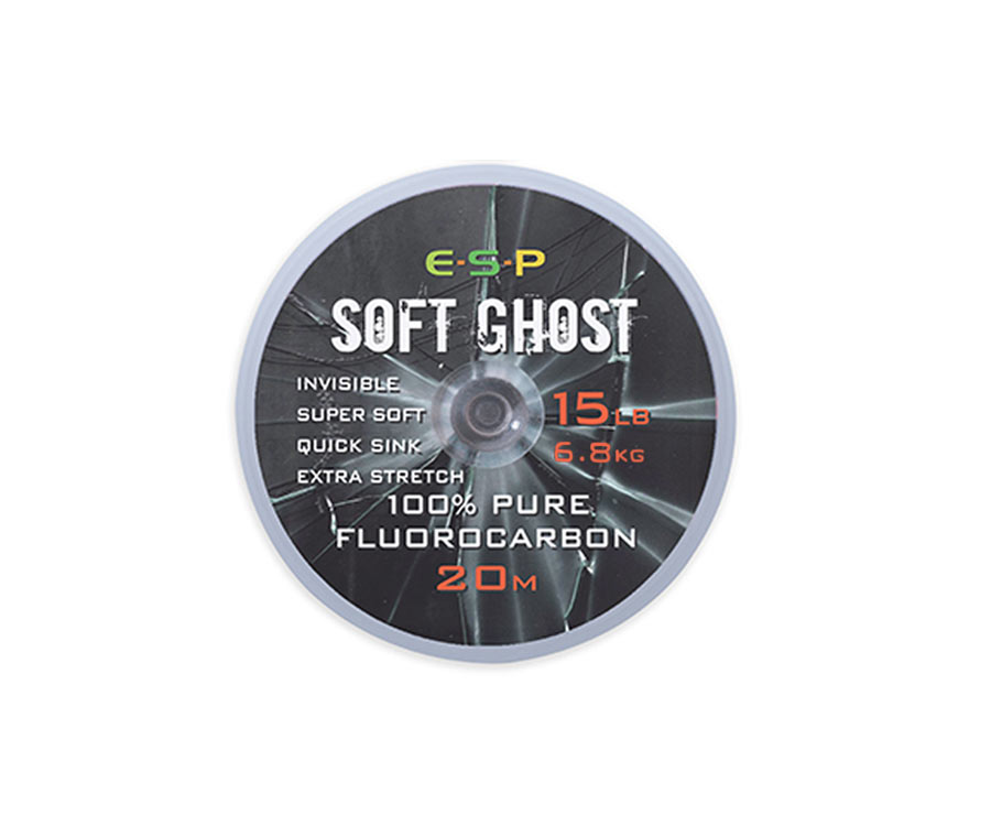 Флюорокарбон Esp Soft Ghost 0.37мм