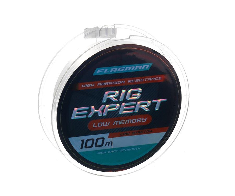 Леска Flagman Rig Expert Line 100м 0.14мм