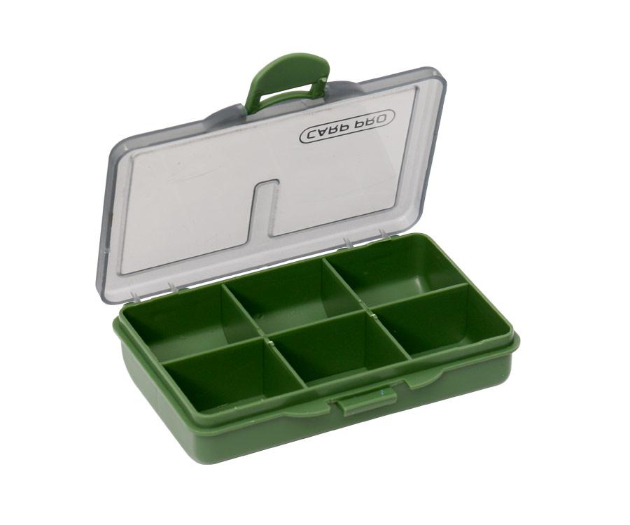 Коробка карповая Carp Pro 6 отсеков