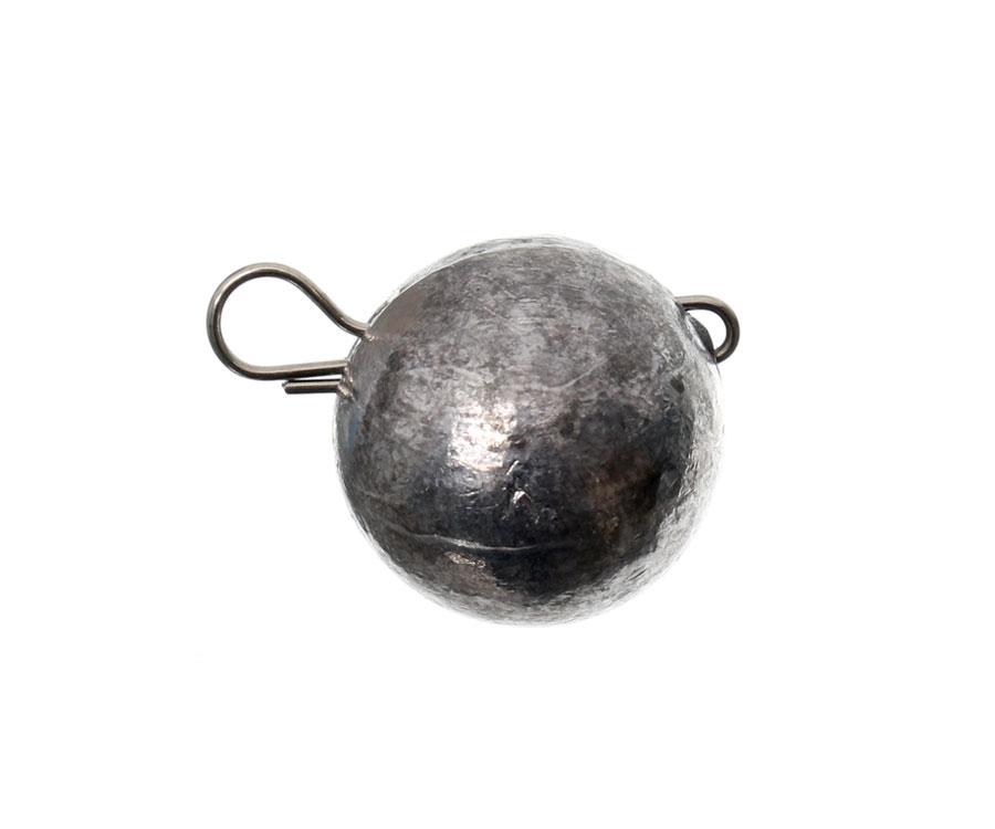 Грузило Flagman Cheburashka Swing Head Silver 36г