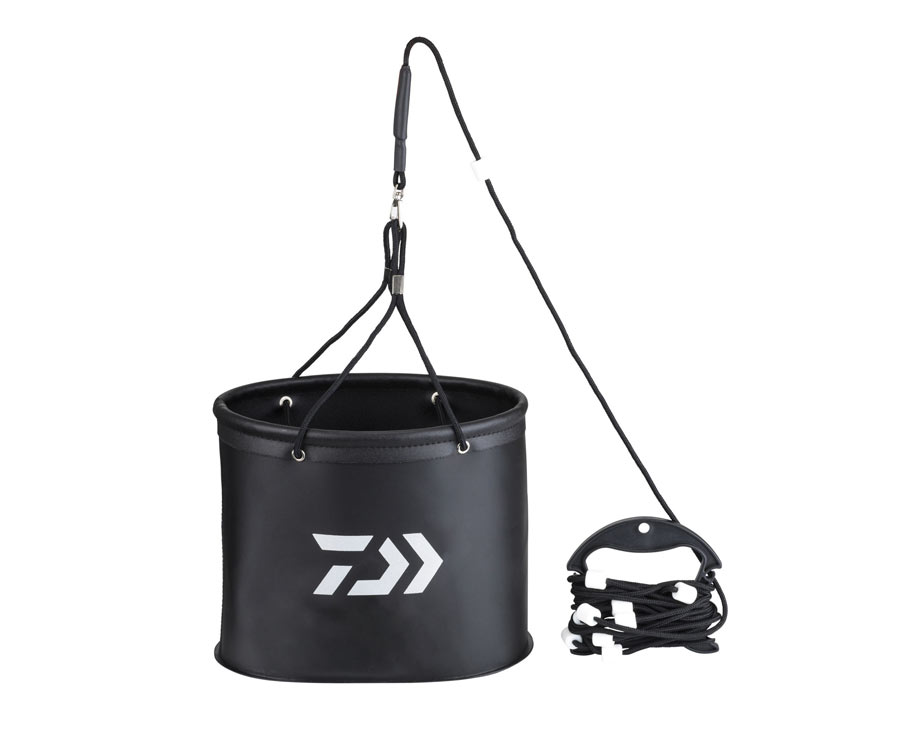 Ведро для воды Daiwa Eva Bucket Foldable With Rope