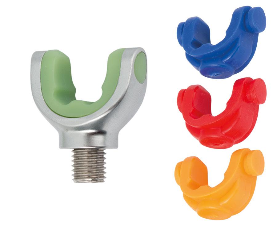 Набор держателей для удилища Carp Pro Lockdown Rear Grip Small Kit