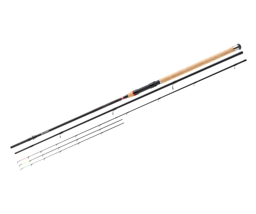 Фидерное удилище Daiwa Ninja-X Method Feeder 3.3м 80г
