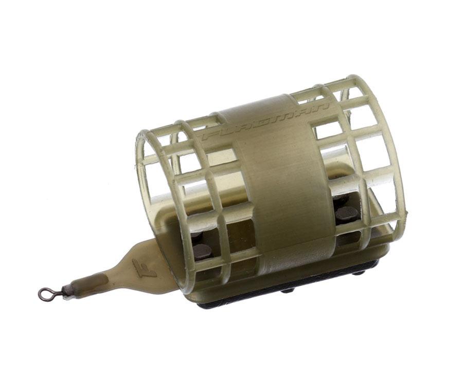 Кормушка Flagman пластиковая фидерная комбинированная Medium 45x34 112г