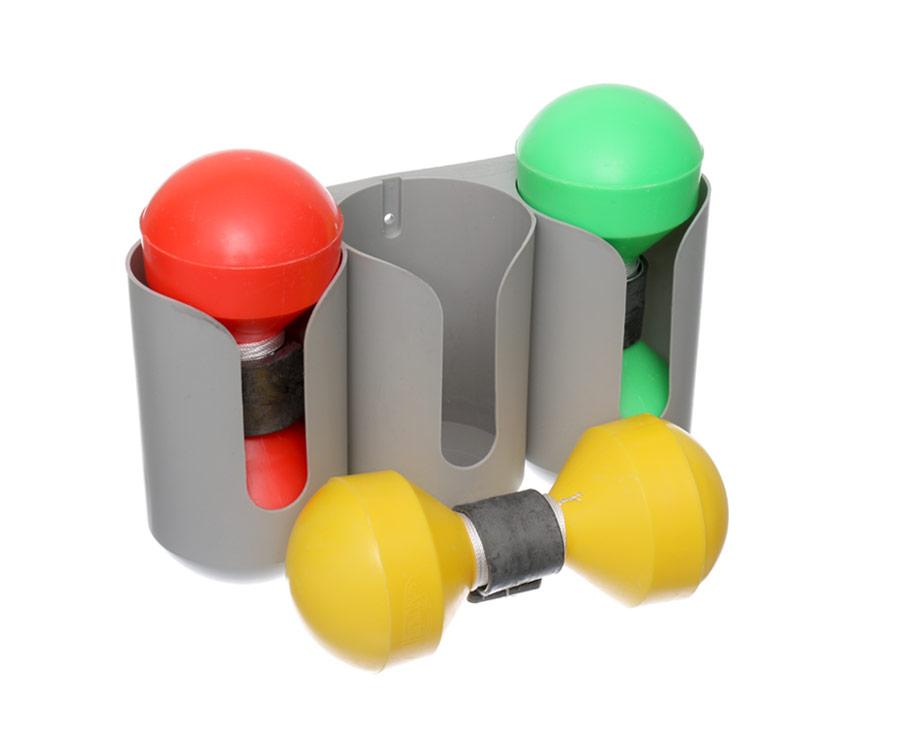 Набор маркерных буев Lindy Marker Buoy Rack Pack