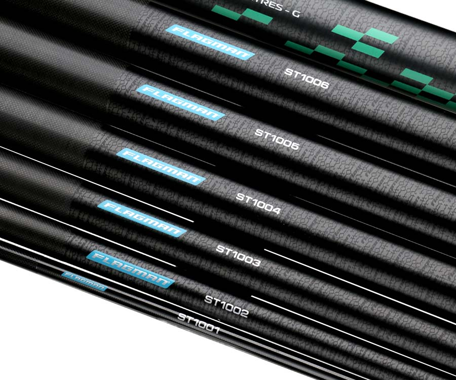 Штекерное удилище Flagman Tregaron Carp Long Pole Series 1 13м + Mini Extension