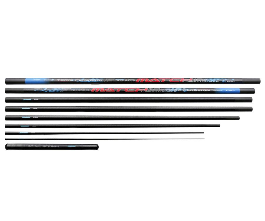Штекерное удилище Flagman Tregaron Match Long Pole Series 2 13м + Mini Extension