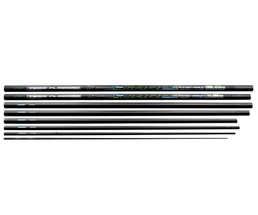 Штекерное удилище Flagman Armadale Carp Long Pole 13м