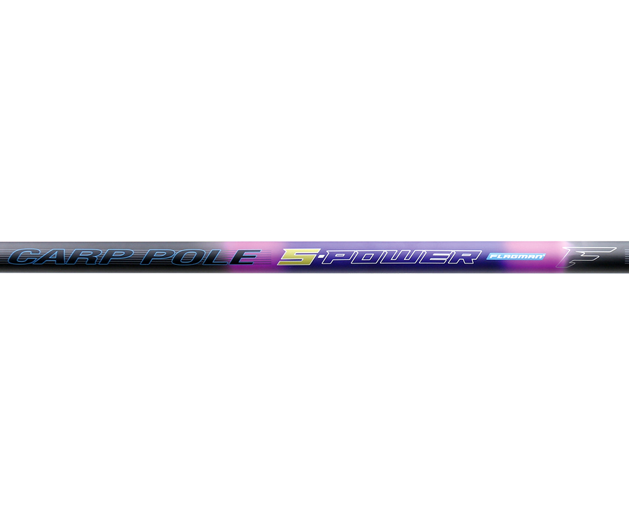 Штекерное удилище Flagman S-Power Carp Pole 10.5м + Mini Extension + Cupping Kit