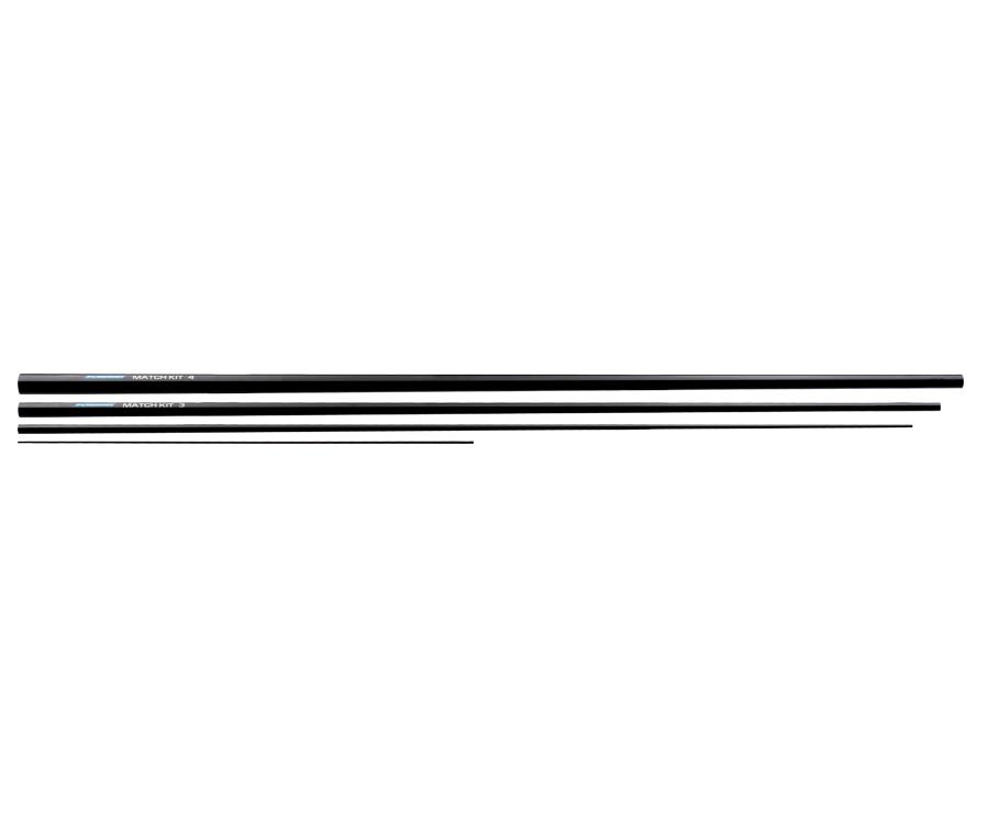 Топ-кит для штекерного удилища Flagman Cast Master Match Kit (4 секции)