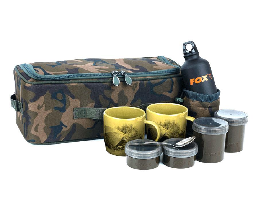 Набор посуды FOX Camolite Brew Kit Bag