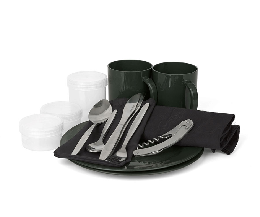 Набор посуды FOX R-Series 2 Man Dinner Set