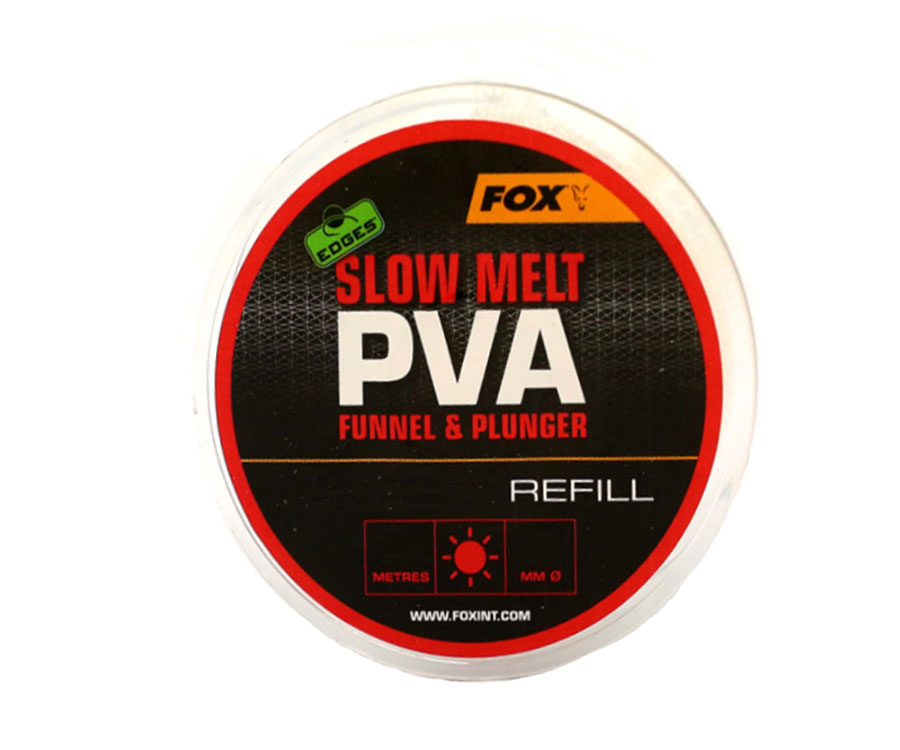 Запасная ПВА-сетка FOX Edges 20м Slow Refill 14мм Stix