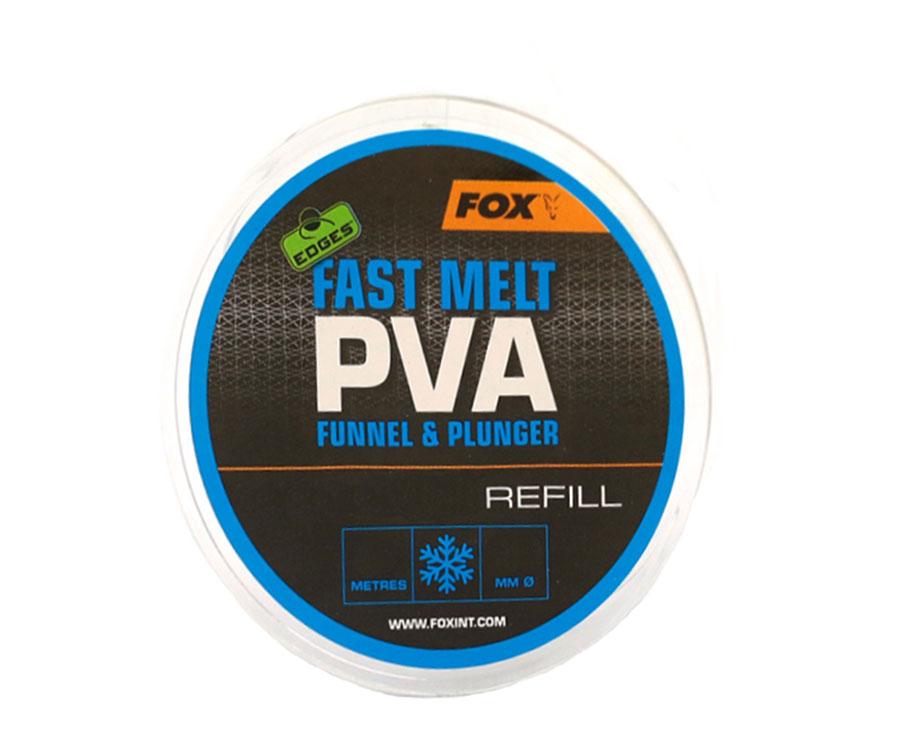 Запасная ПВА-сетка FOX Edges 20м Fast Refill 14мм Stix
