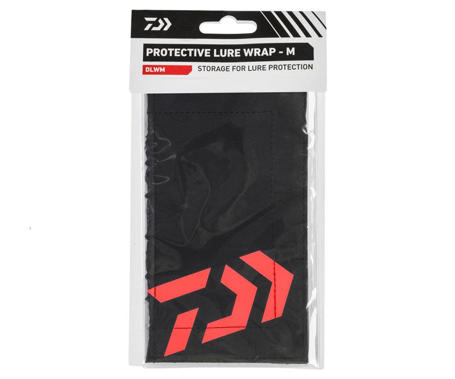 Защитный чехол для удилища и приманки Daiwa Protective Rod and Lure Wrap XL