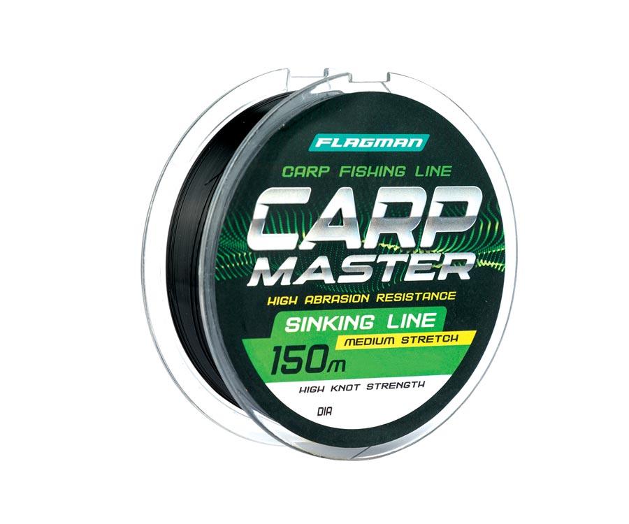 Леска Flagman Carp Master 150м 0.28мм