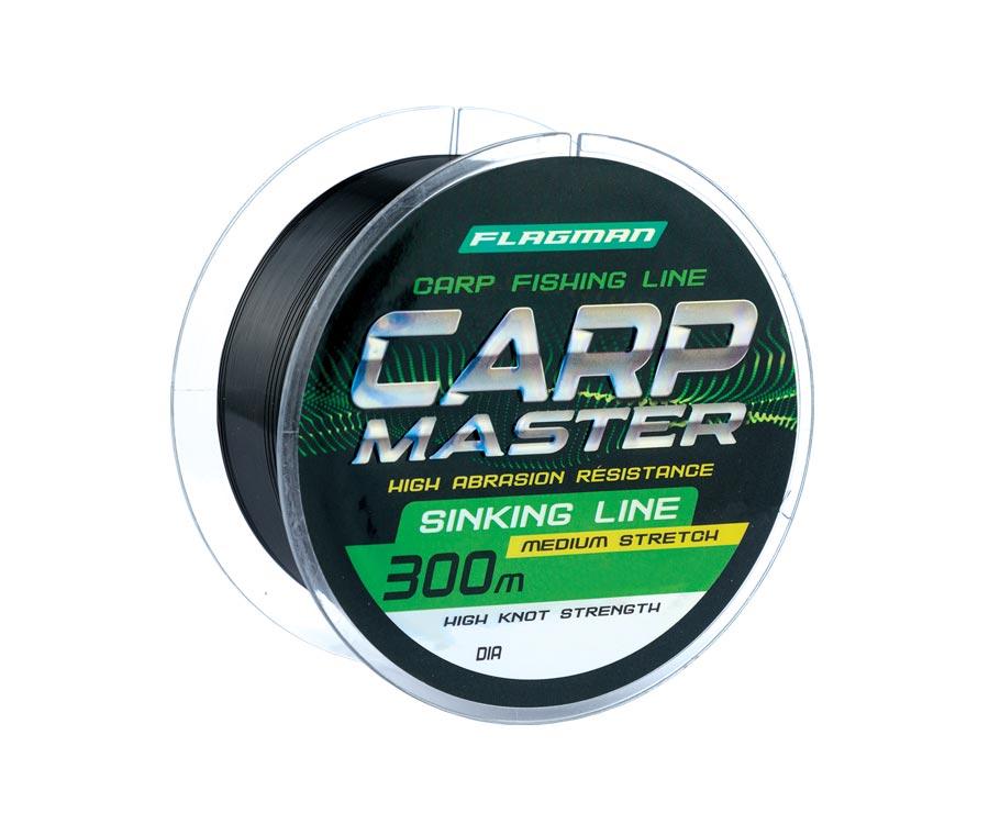 Купить Леска Flagman Carp Master 300м 0.25мм