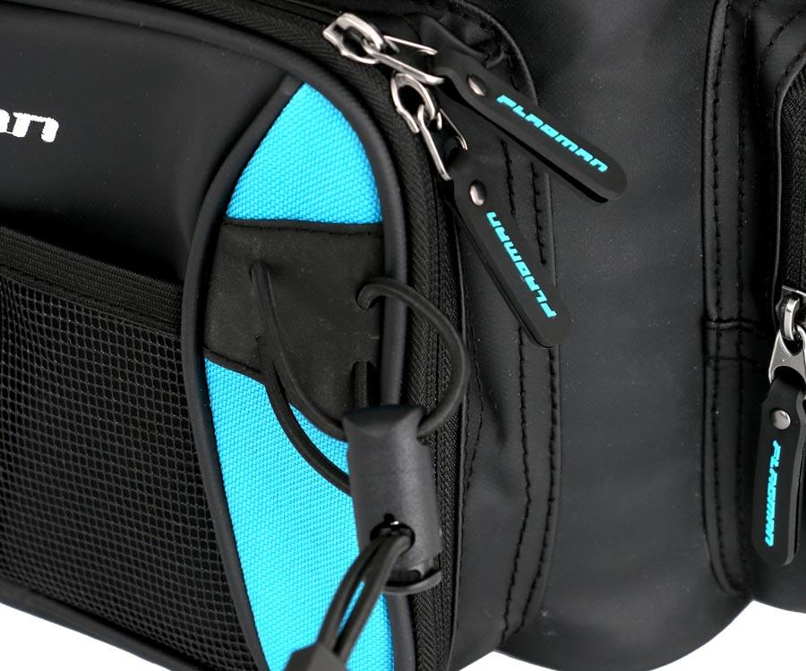 Сумка спиннинговая Flagman Lure Bag с 4 коробками 41x25x20см
