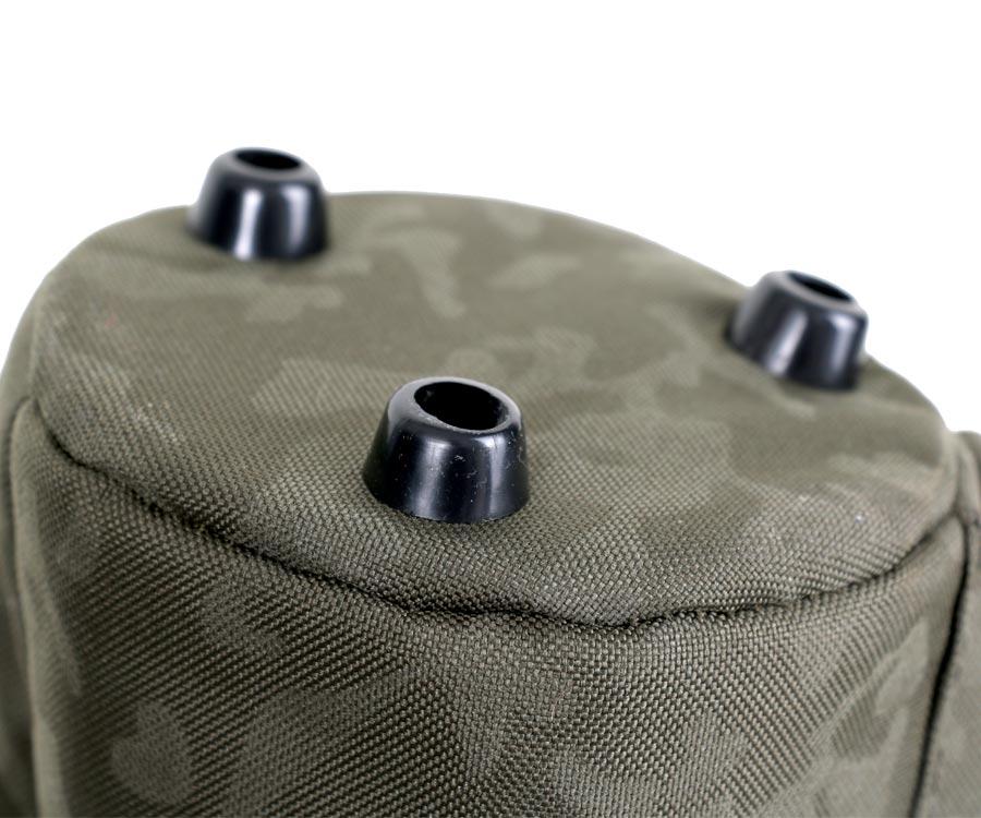 Чехол Carp Pro Diamond с катушками на 6 удилищ 3.9м