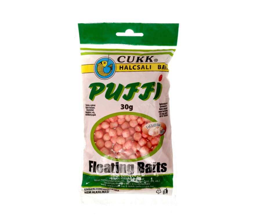 Тесто воздушное Cukk Puffi Mini чеснок 30г
