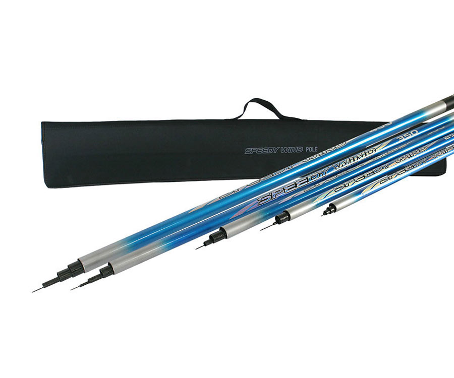 Набор маховых удилищ Flagman Speedy Wind 2м, 2.5м, 3м, 3.5м, 4м